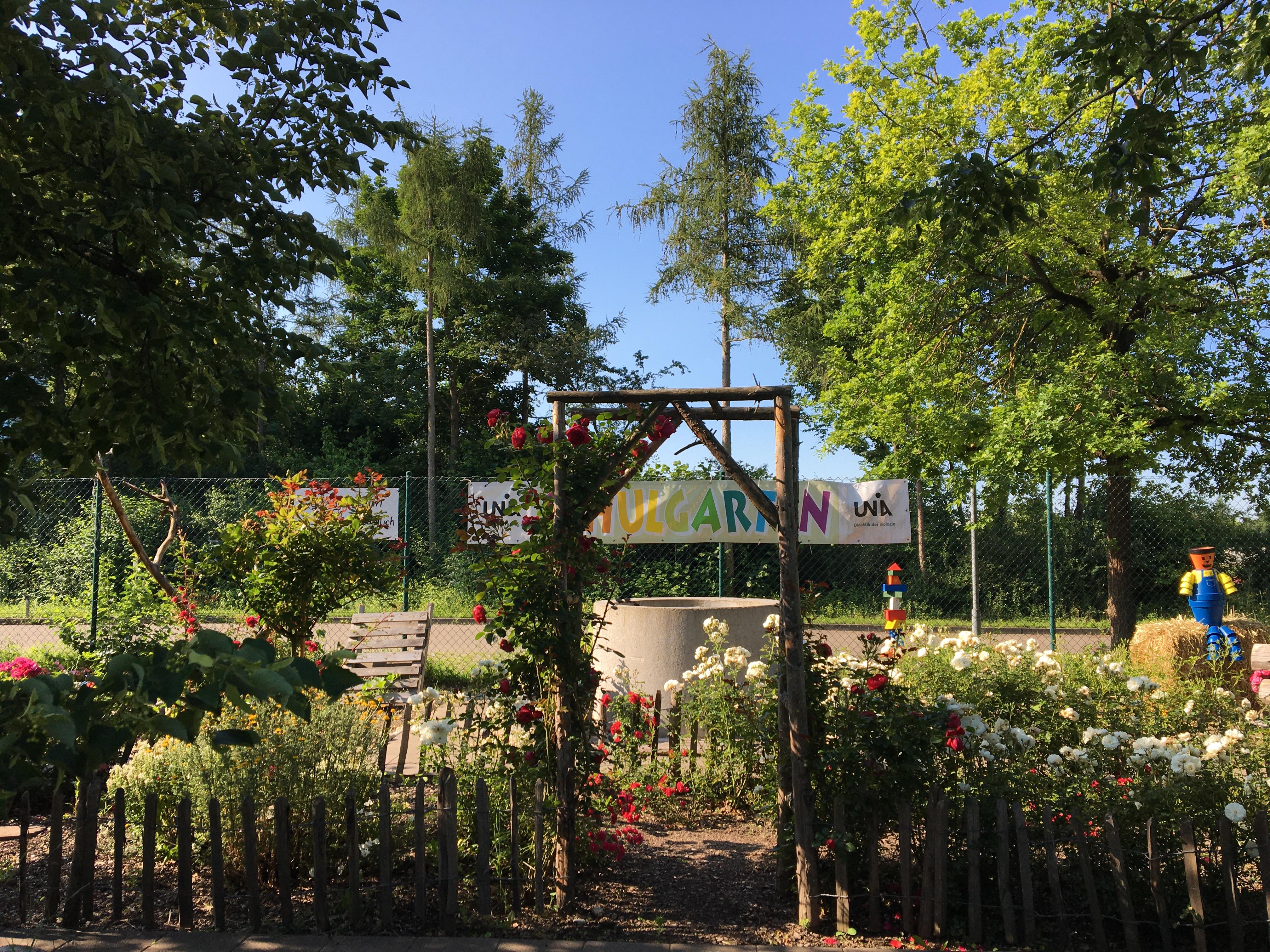 Uni-Schulgarten